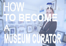 how to become a museum curator