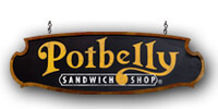 Potbelly Sandwich Shop application
